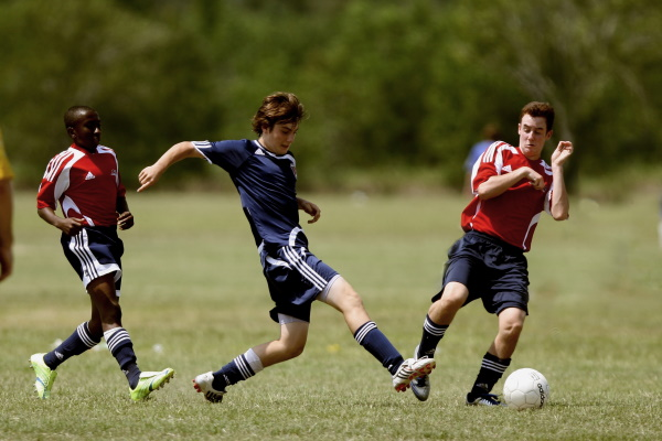 E-Jugend-Fussball im TuS Linter