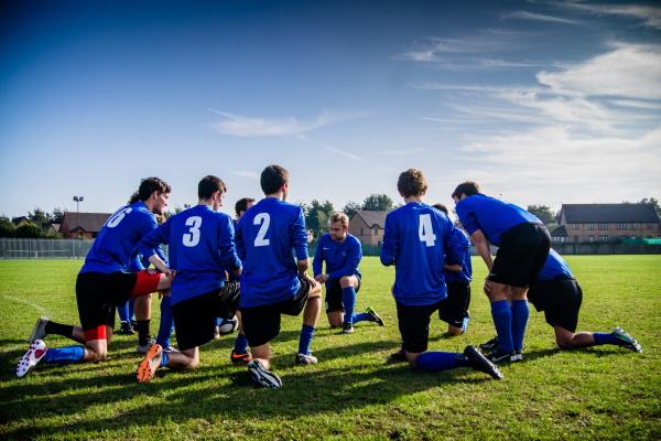 Jugend-Fussball im TuS Linter